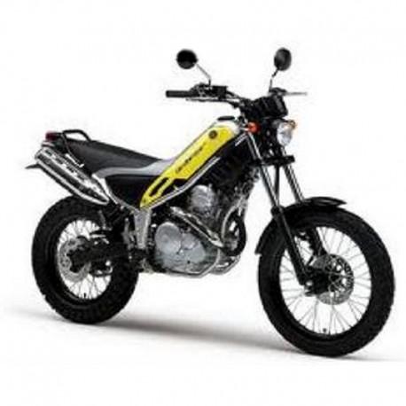 Yamaha XG250 - Service Manual - Manual de Taller - Manuel de Reparation - Manuale di Officina - Reparaturanleitung