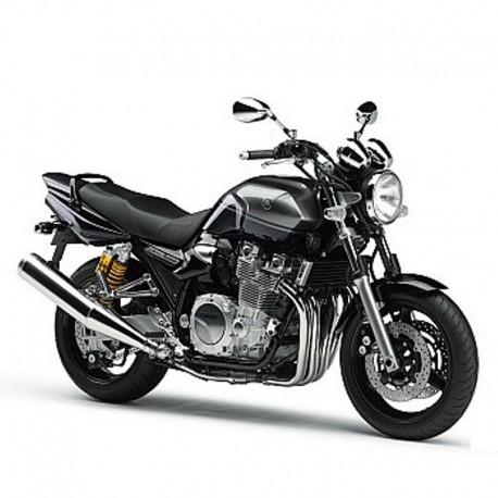 Yamaha XJR1300 - Service Manual - Manual de Taller - Manuel de Reparation - Manuale di Officina - Reparaturanleitung