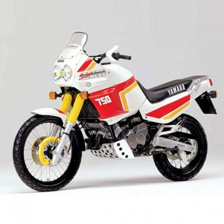 Yamaha XTZ750 Super Tenere - Service Manual - Wiring Diagram