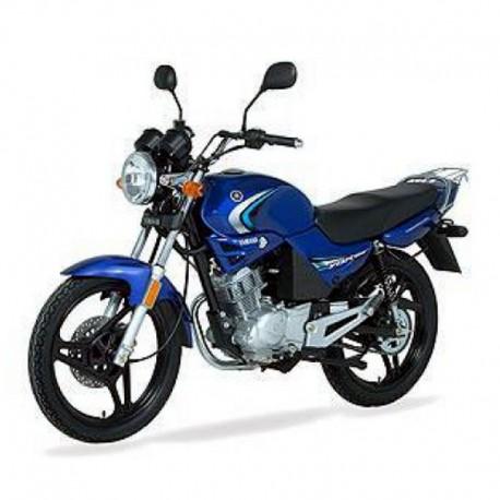 Yamaha YBR125ED - Service Manual - Manual de Taller - Manuel de Reparation - Manuale di Officina - Reparaturanleitung