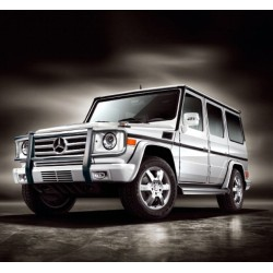 Mercedes G-Class (2012-2016) - Owners, User, Operators Manual