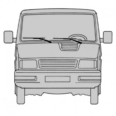 Iveco Turbodaily Intercooler - Electronic System - Wiring Diagrams