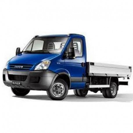 Iveco Daily (2002) - Service Manual - Wiring Diagram