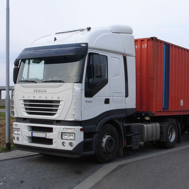 Iveco Stralis  At-ad  - Service Manual