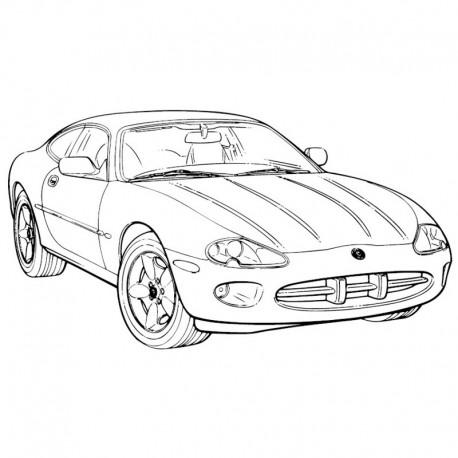 Jaguar XK Range 2003 - Electrical Guide - Wiring Diagrams