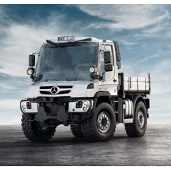 Mercedes Unimog 405 - Operating Instructions - Owners Manual