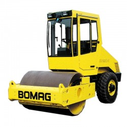 Bomag BW145DH-3 - Operating Maintenance Manual