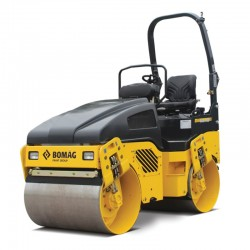 Bomag Roller BW 100 AD-4,  BW 120 AD-4,  BW 125 AD-4 - Operating Manual - Maintenance Instructions