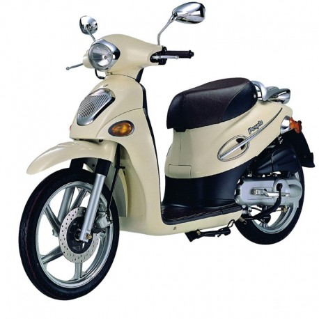Kymco People 250 - Spare Parts Catalogue / Parts Manual