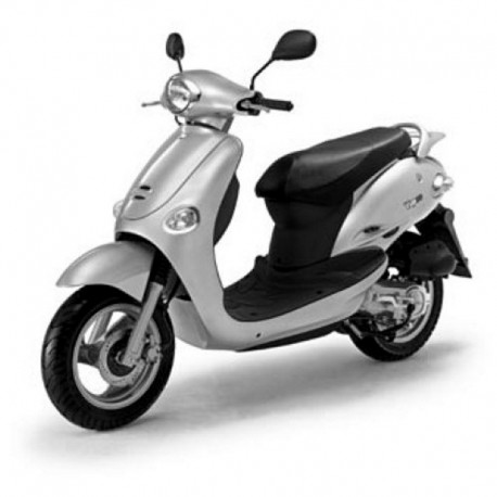 Kymco Yup 50 - Spare Parts Catalogue / Parts Manual
