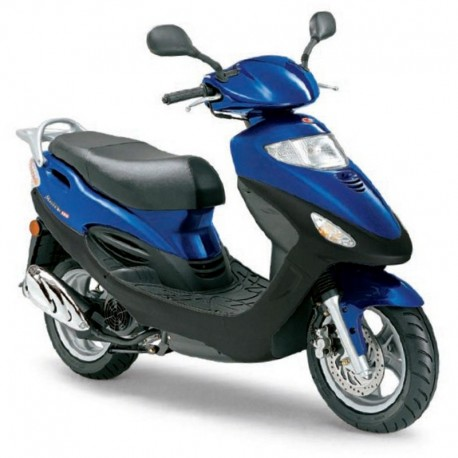 Kymco Movie 125-150 - Service Manual / Repair Manual