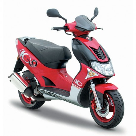 Kymco Super 9 50 - Spare Parts Catalogue / Parts Manual
