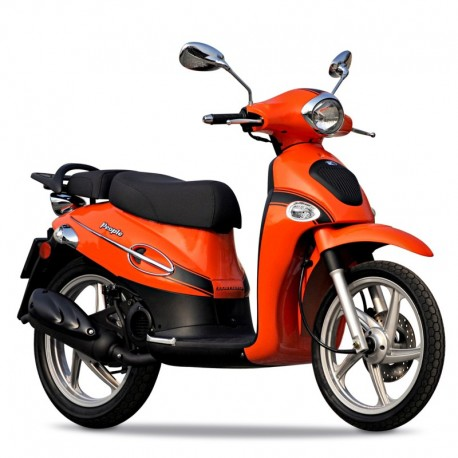 Kymco People 50 - Spare Parts Catalogue / Parts Manual