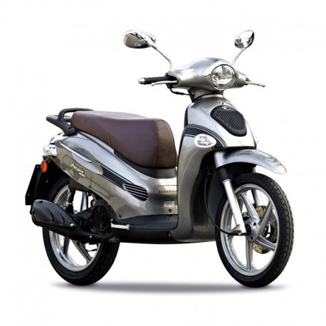 Kymco People 125-150 - Spare Parts Catalogue / Parts Manual
