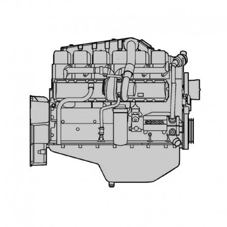 Scania DC9 Engine - Operator's Manual