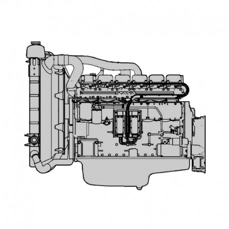 Scania DC12 Engine - Operator's Manual