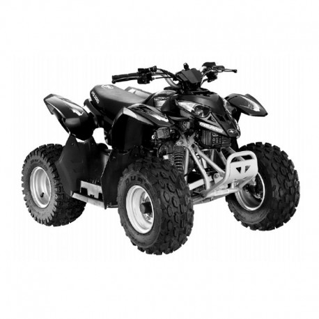 Polaris Predator 500 - Spare Parts Catalogue, Parts Manual