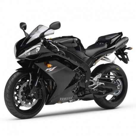 Yamaha YZF-R1 (2007) - Service Manual - Manuale di Officina - Manual de Taller