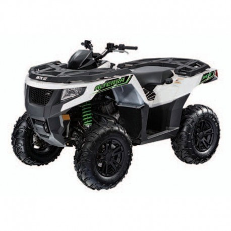 Arctic Cat Alterra All Models (2016-2019) - Service Manual / Repair Manual