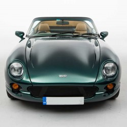 TVR Chimaera - Owners Manual - User Manual