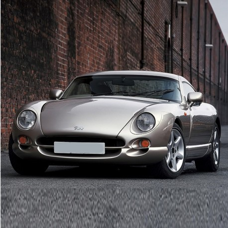 TVR Cerbera - Owners Manual - User Manual