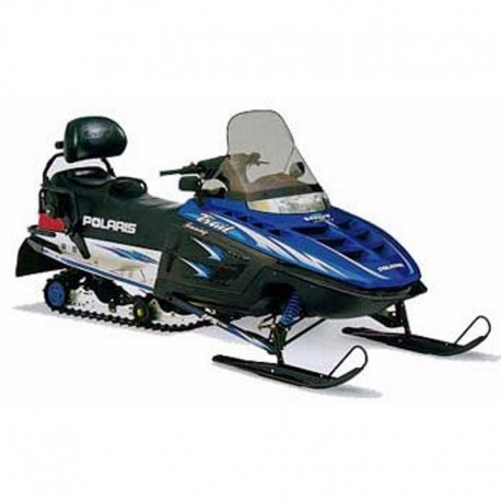 Polaris Indy Trail Touring - Service Manual and Parts Manual