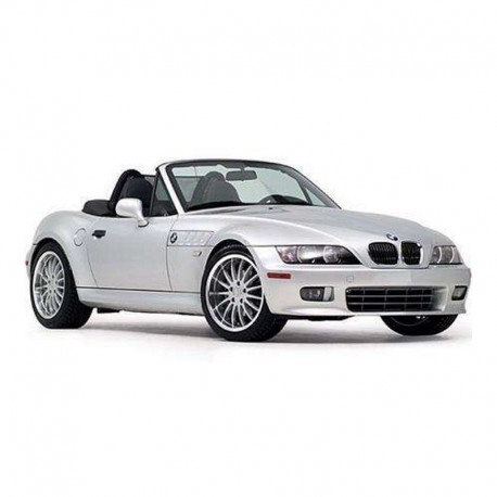 BMW Z3 E36 (Roadster, Coupe, M Roadster, M Coupe) - Electrical Troubleshooting Manual / Wiring Diagrams
