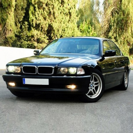 BMW 750iL (1999) - Owners Manual - User Manual