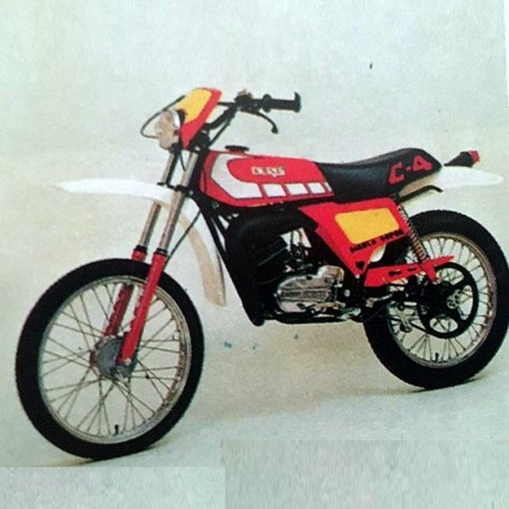 Derbi C5 Diablo - Spare Parts Catalogue / Parts Manual