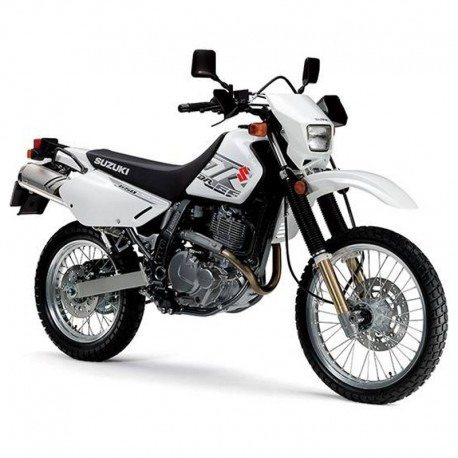 Suzuki DR650SE - Owners Manual - User Manual