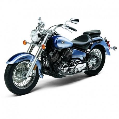 Yamaha XVS650A - Owners Manual - User Manual