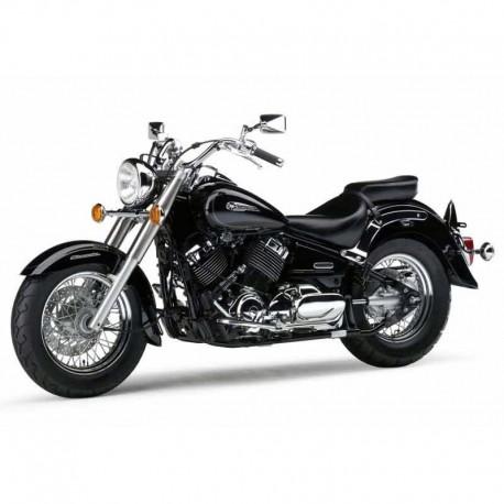 Yamaha XVS650L(C) & XVS650AL(C) - Owners Manual - User Manual