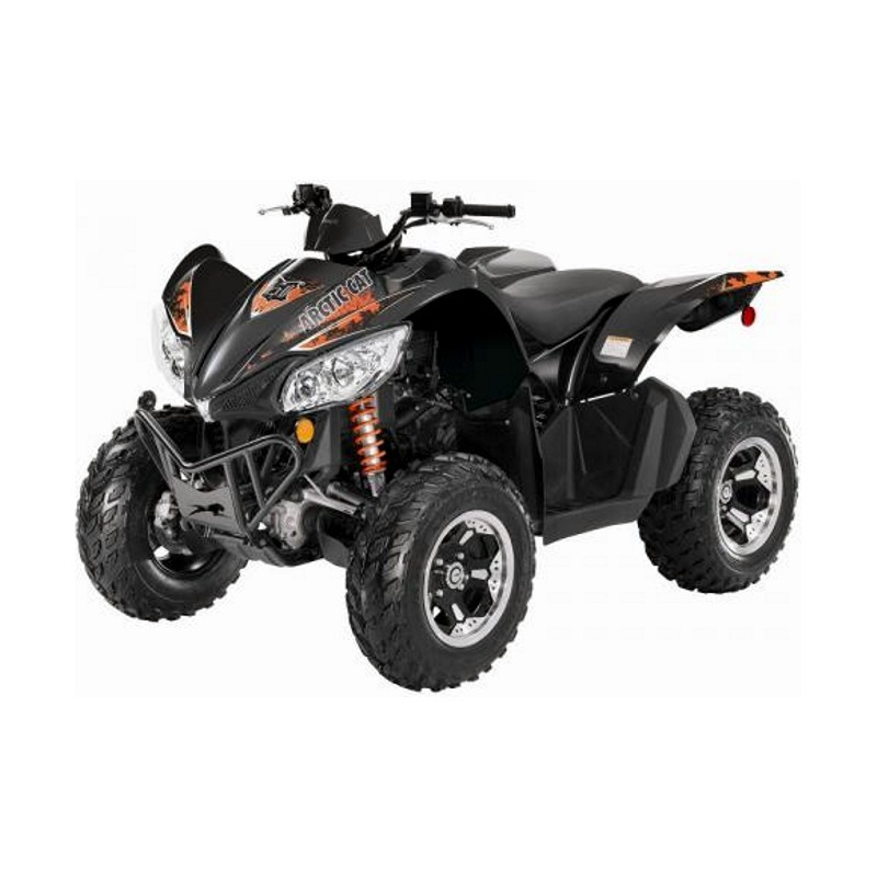 Arctic Cat Xc 450  2011    Repair Manual