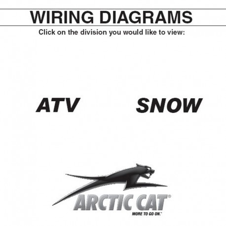 arctic cat wiring diagrams online arctic cat  2000 thru 2009  atv and snowmobiles wiring diagrams  arctic cat  2000 thru 2009  atv and