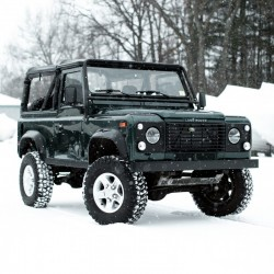 Land Rover Defender 90 NAS - Service Manual / Repair Manual