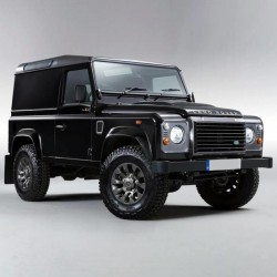 Land Rover Defender (1996-2001) - Owners Manual - Operators Manual