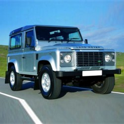 Land Rover Defender 300 Tdi - Service Manual / Repair Manual