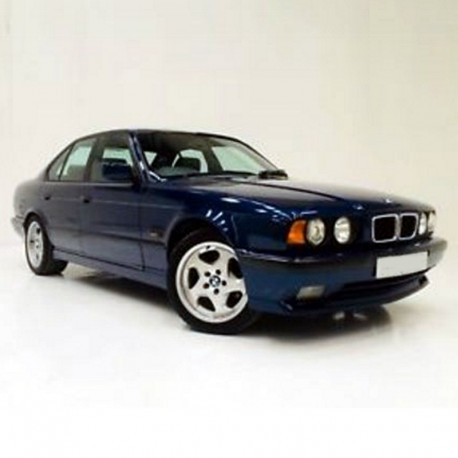 BMW 525i - Service Manual - Electrical Troubleshooting Manual