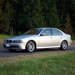 BMW 540i (2000-2001) - Owners Manual - User Manual