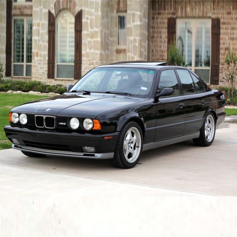 BMW M5 (1987-1993) - Electrical Troubleshooting Manual ...