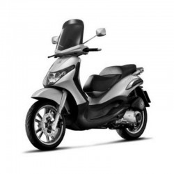 Piaggio Beverly 125 -  Service Manual - Wiring Diagrams - Owners Manual