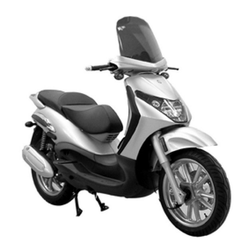Piaggio Beverly 250 And 250 Ie - Service Manual