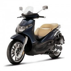 Piaggio Beverly 400 ie -  Service Manual - Wiring Diagrams - Owners Manual