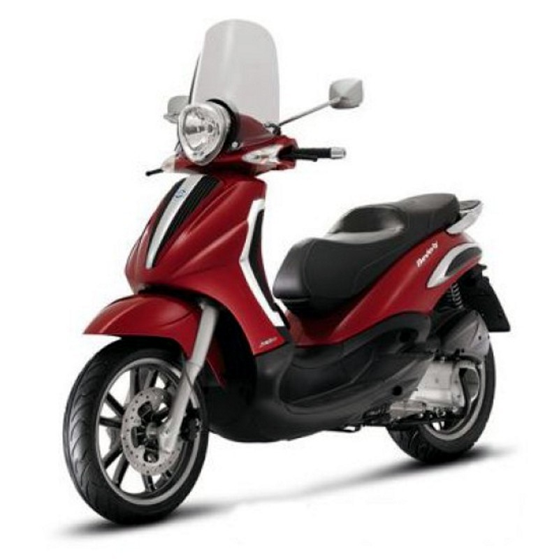Piaggio Beverly Tourer 125 - Service Manual