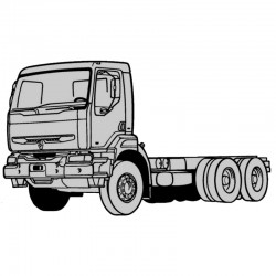 Renault Kerax - Service Manual / Repair Manual - Wiring Diagrams