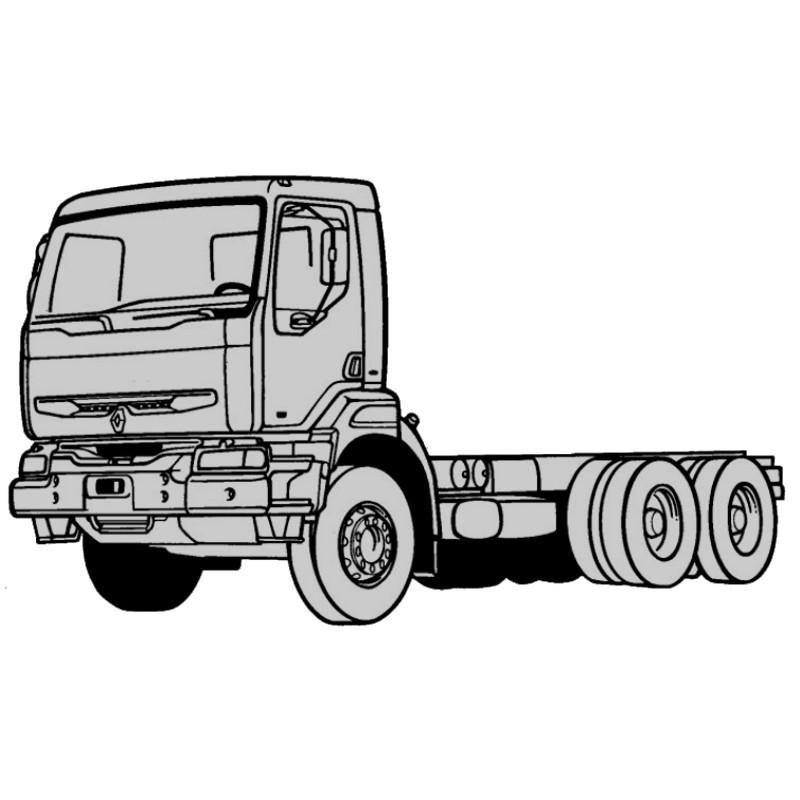 Renault Kerax - Service Manual / Repair Manual - Wiring ...