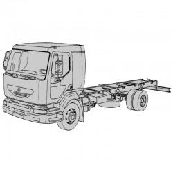 Renault Midlum - Service Manual / Repair Manual - Wiring Diagrams