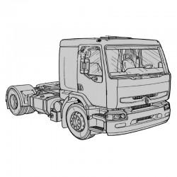 Renault Premium - Service Manual / Repair Manual - Wiring Diagrams