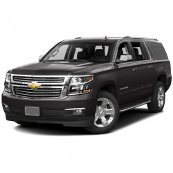 Chevrolet Suburban (2007-2016) - Owners Manual - Service and Maintenance