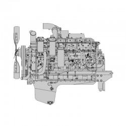 Komatsu 140-3 Series - Diesel Engine Workshop Manual